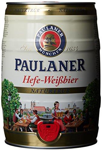 Paulaner Hefe natur (1 x 5 l) -
