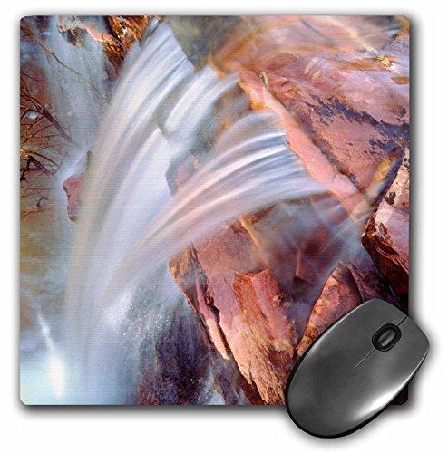 Danita Delimont - Waterfalls - USA, Arizona, Sedona Waterfall. - MousePad (mp_206362_1)