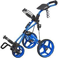 Clicgear Rovic Junior–Carrito de Golf, Unisex, CG4303011, Azul.
