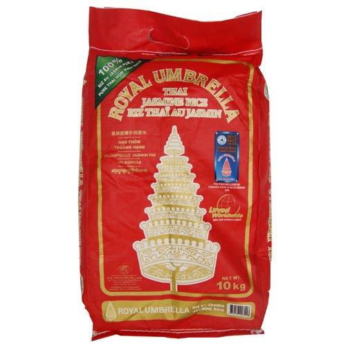 Royal Umbrella Royal Umbrella Thai Jasmine Rice 10kg