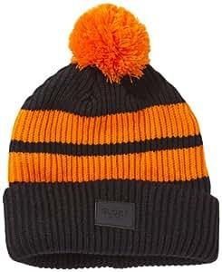 Globe Beanie Portland, black/orange, one size, GB71339010