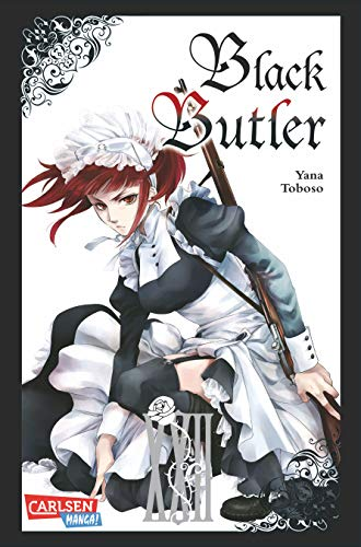 Black Butler 22 (Butler 20 Black)
