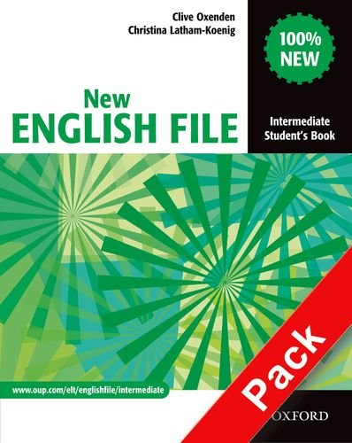 New english file. Intermediate. Student's book-Workbook. With key. Per le Scuole superiori. Con Multi-ROM