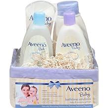 Aveeno Baby Daily Bathtime Solutions Gift Set by Aveeno