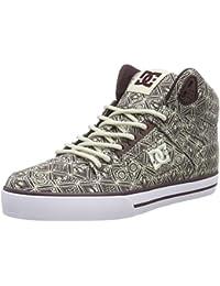 DC Shoes, Spartan High WC J Shoe - Zapatillas para Mujer