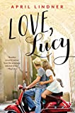 Love, Lucy by April Lindner front cover