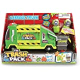 Giochi Preziosi 70017071 Trash Pack Müllwagen mit 2 Trash Monster