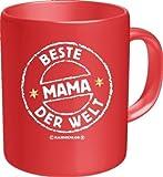Geschenkidee Witzige Muttertagsgeschenke - Witziger Becher - Beste Mama der Welt