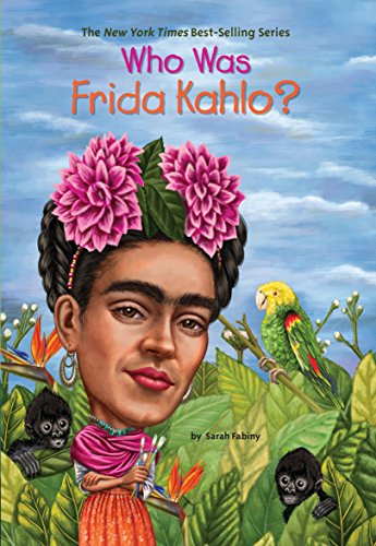 Who Was Frida Kahlo? (Who Was?) (English Edition) por Sarah Fabiny
