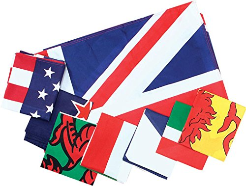 Stars/Stripes Flag. 3' X 5' - Bristol Stripe