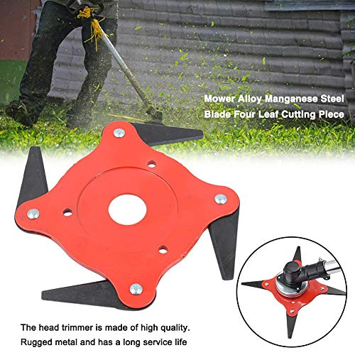 Garden Tools Garden Power Tools Hard-Working 5 Teeth Brush Cutter Blade Trimmer Metal Blades Trimmer Head 65mn Garden Grass Trimmer Head For Lawn Mower Exquisite Craftsmanship;