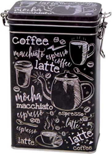 BUZZ Kaffeedose/Dose, Motiv