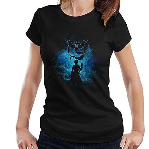Mystic Art Pokemon Go Blanch Women's