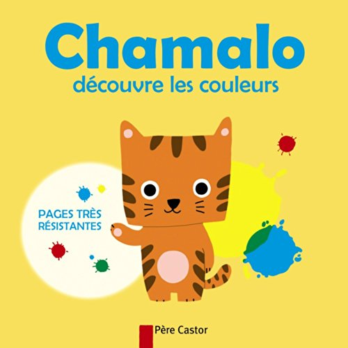 Chamalo découvre les couleurs