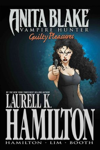 ({ANITA BLAKE, VAMPIRE HUNTER: GUILTY PLEASURES: VOL. 2}) [{ Illustrated by Ron Lim, Text by Laurell K. Hamilton, Text by Jess Ruffner-Booth, By (artist) Brett Booth }] on [December, 2008]