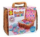Best ALEX Toys Toys Babies - Alex Toys Tea Set Basket Review