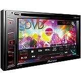 Pioneer AVH-270BT DVD Receiver (15,7 cm (6,2 Zoll), Bluetooth, 200 Watt)