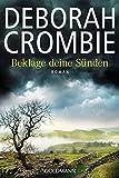 Beklage deine Sünden: Die Kincaid-James-Romane 17 - Roman (German Edition)
