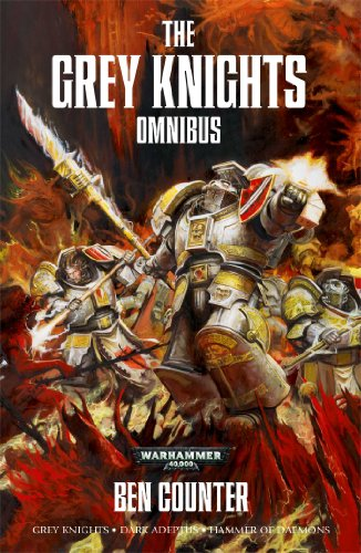 WARHAMMER 40K GREY KNIGHTS OMNIBUS (Warhammer 40,000: Grey Knights)