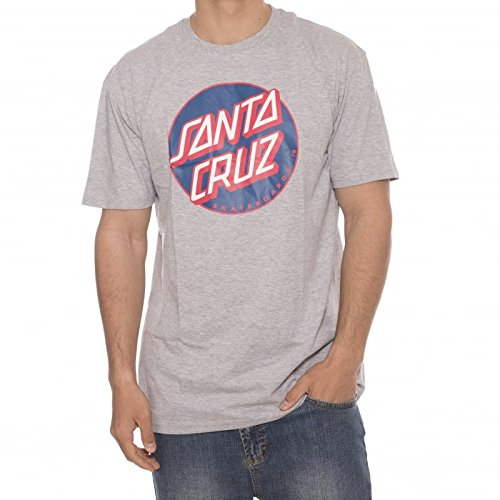 tee-shirt-santa-cruz-classic-dot-dark-heather