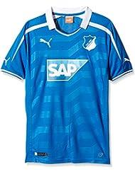 PUMA Herren 1899 Hoffenheim Trikot TSG Home Shirt Replica Sponsor Logo