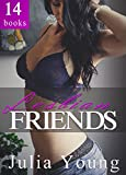 Lesbian: Friends: 14 Book Collection (English Edition)