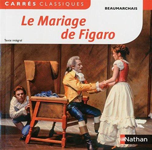 Le Mariage de Figaro by Pierre-Augustin Caron de Beaumarchais (2016-01-07)