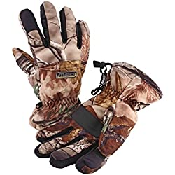 MAD Guardian Pro Guantes AP, color camuflaje, tamaño extra-large
