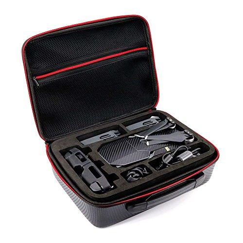 Beaspire DJI Mavic Pro Tasche Stoßfest UAV Tragetasche Wasserdicht Aufbewahrungskiste für DJI Drone und Zubehör