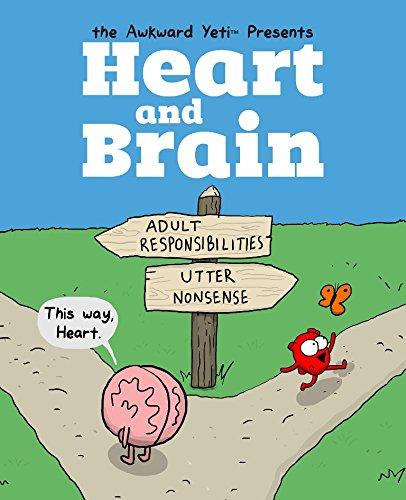 Heart and Brain: An Awkward Yeti Collection par Nick Seluk