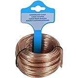 5m de câble de haut-parleur 2 x 4,00 mm ²