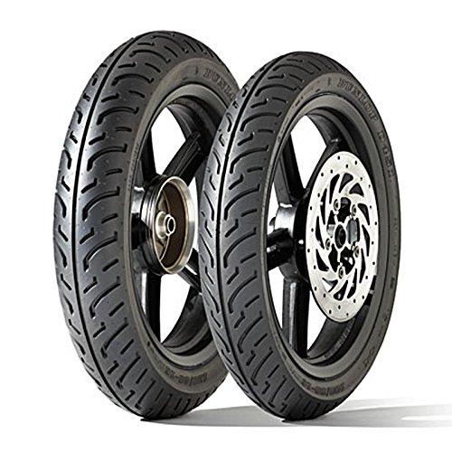 Paire Pneu pneus Dunlop d451 100/80 - 16 50P 120/80 - 16 60p