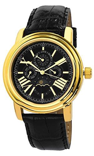 Hugo von Eyck gents quartz watch Cygnus, HE 311-222