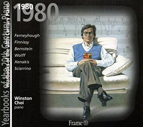 Preisvergleich Produktbild 1980 Yearbook of the 20th Century P
