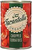 Tarantella Organic Chopped Tomatoes, 400 g