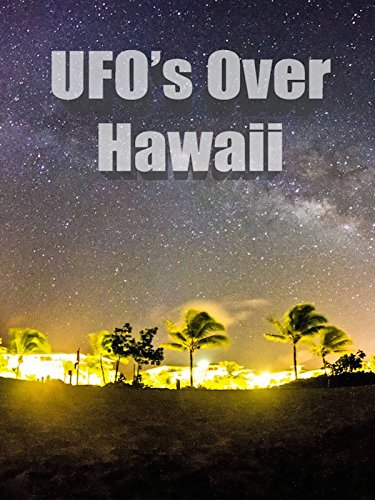 UFOs Over Hawaii Cover