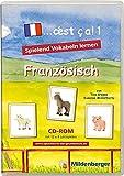 ...c'est ca! 1. Französisch.  CD-ROM für Windows ab 98SE: Einzellizenz. 1. bis 4. Klasse