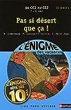Image de ENIGME VAC CE1 AU CE2 PAS SI