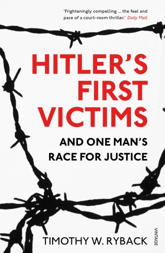 Hitler's First Victims Cover Image