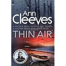 Thin Air (Shetland Book 6)