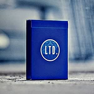 Blue LTD Deck by ellusionist