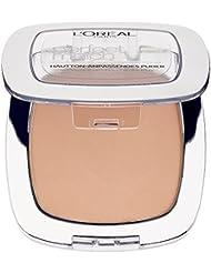 L'Oréal Paris Perfect Match Compact Puder, 5.R/5.C Sable Rose / Hautton-Anpassendes Puder/ 1 x 9 ml