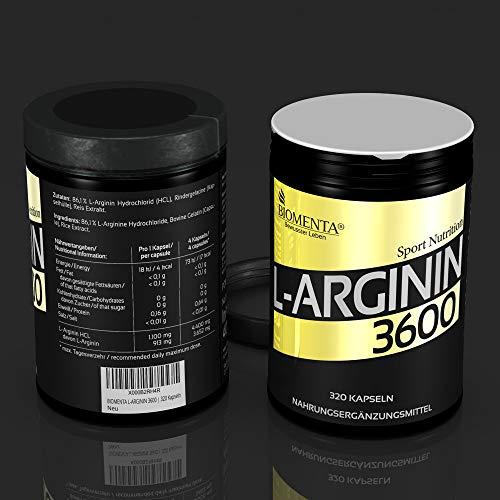 Bestseller L-Arginin pflanzliches Potenzmittel - 5