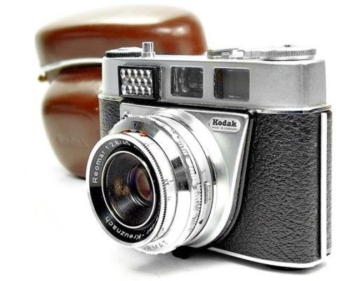 Kodak Retinette IIA-Vintage 1950er 35mm Film Kamera