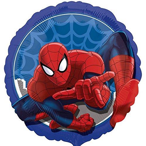 GUIZMAX Globos Spiderman Helio Disney Fiesta Niño Nueva