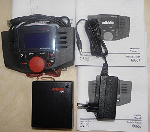 Preisvergleich Produktbild Märklin 60657 Steuerung + Trafo und Anschlußbox aus 29000