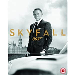 Skyfall - Limited Edition Steelbook (Blu-ray + DVD + Digital Copy)