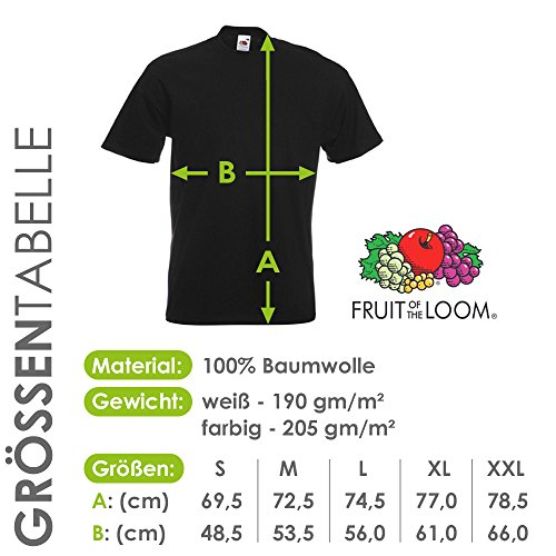 KIWISTAR - Global Defense Initiative T-Shirt in 15 verschiedenen Farben - Herren Funshirt bedruckt Design Sprüche Spruch Motive Oberteil Baumwolle Print Größe S M L XL XXL Flaschengruen
