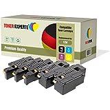Pack de 5 TONER EXPERTE® Compatibles Cartuchos de Tóner Láser para Dell 1250c, 1350cn, 1350cnw, 1355cn, 1355cnw, C1760nw, C1765nf, C1765nfw, C17XX