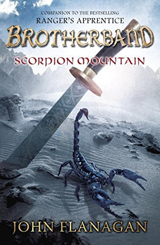 Scorpion Mountain (The Brotherband Chronicles) by John A. Flanagan (2015-09-08)
